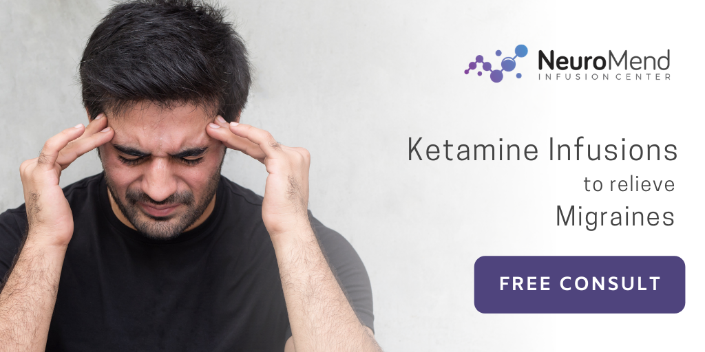 Ketamine For Migraines - NeuroMend