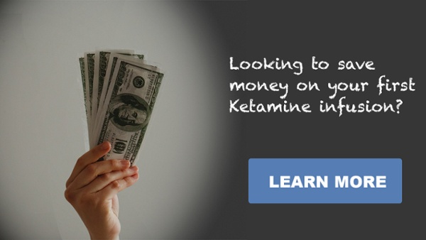 Looking to save money on your first ketamine infusion neuromend cta