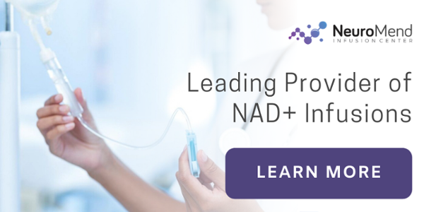 Leading provider of nad+ infusions neuromend contact us