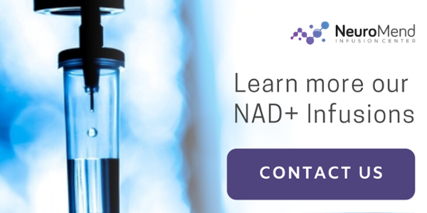 nad+ infusions neuromend infusion center contact us