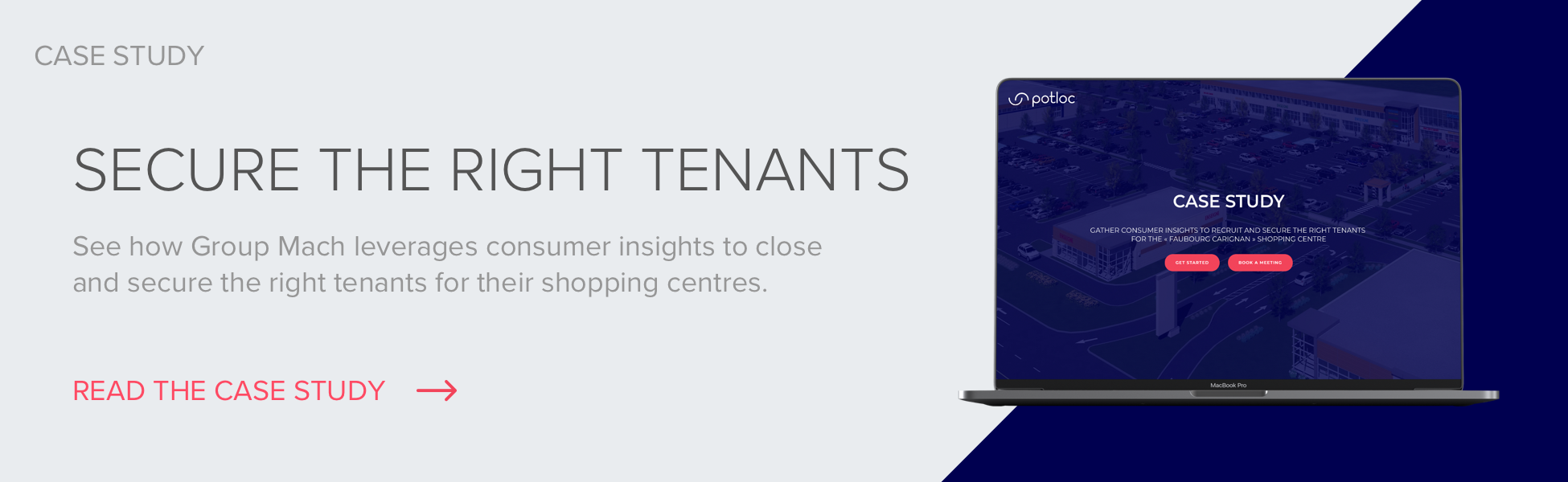 Secure the right tenants