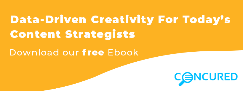 Content Intelligence: Data-Data Creativity For Today's Senior Content Strategies