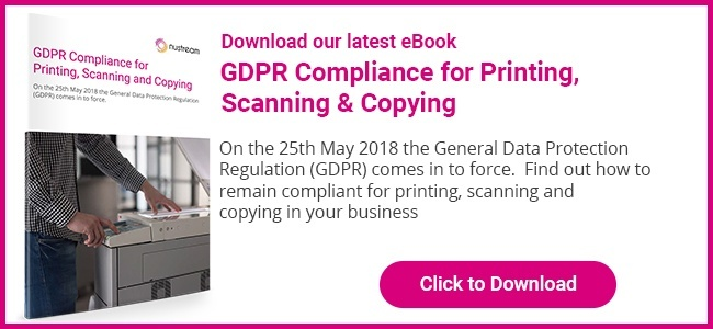 Download eBook: GDPR Compliance for Printing