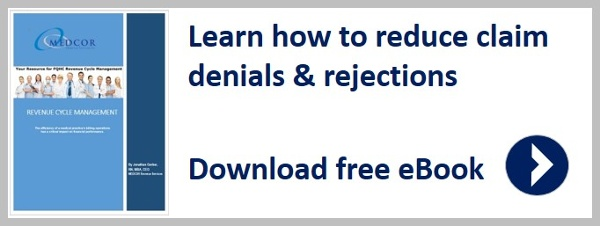 Learn how to reduce claim denials and rejections