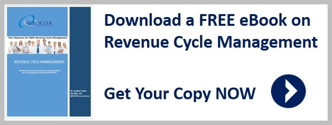 Download free RCM eBook from MEDCOR Revenue Services