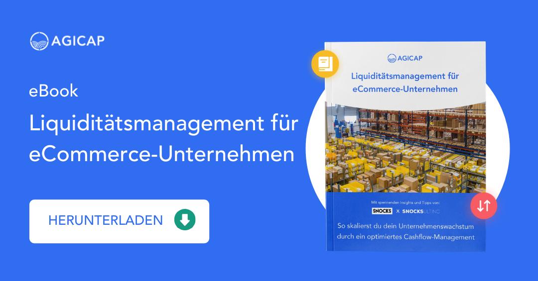 [eBook] Liquiditätsmanagement für eCommerce-Unternehmen: So skalierst du deinen Unternehmenswachstum durch ein optimiertes Cashflow Management
