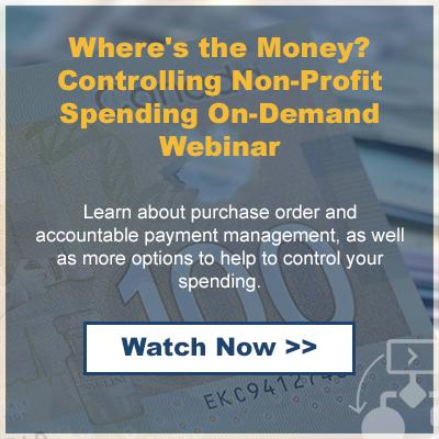 Where's the Money? Controlling Non-Profit Spending