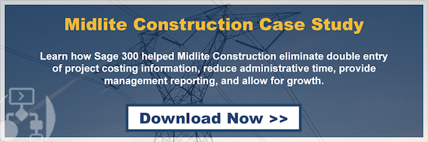 Midlite Construction Case Study