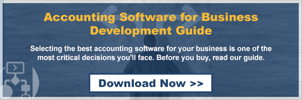 Accounting Software for Business Development Guide