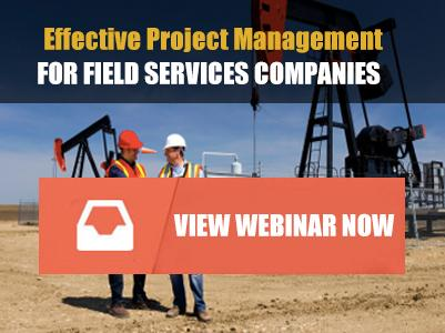 Effective Project Management for Field Services