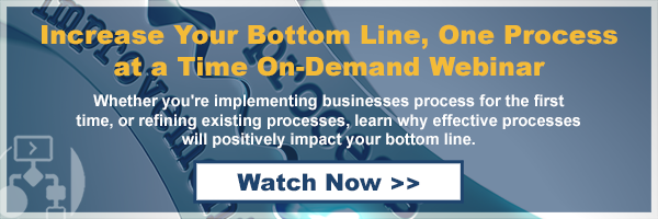 On-Demand Webinar: Increase Your Bottom Line, One Process at a Time