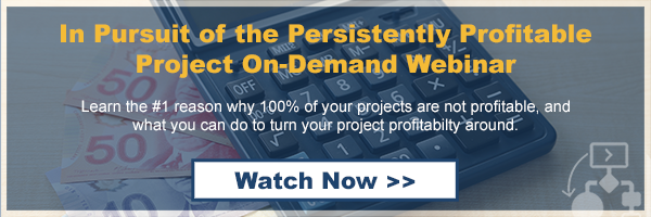 On-Demand Webinar: In Pursuit of the Persistently Profitable Project