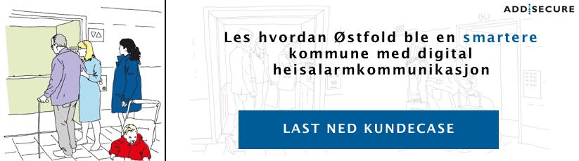Hvordan Østfold ble en smartere kommune med digital heisalarmkommunikasjon