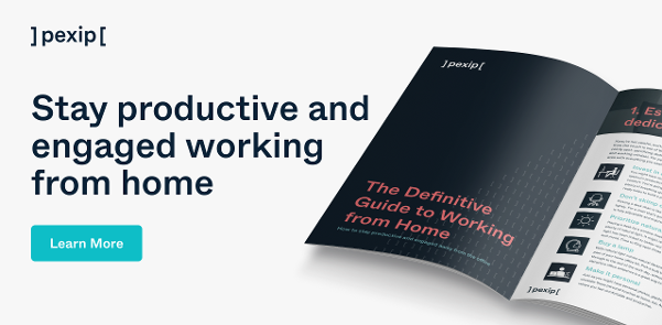 Download The Definitive Guide to Working from Home from Pexip