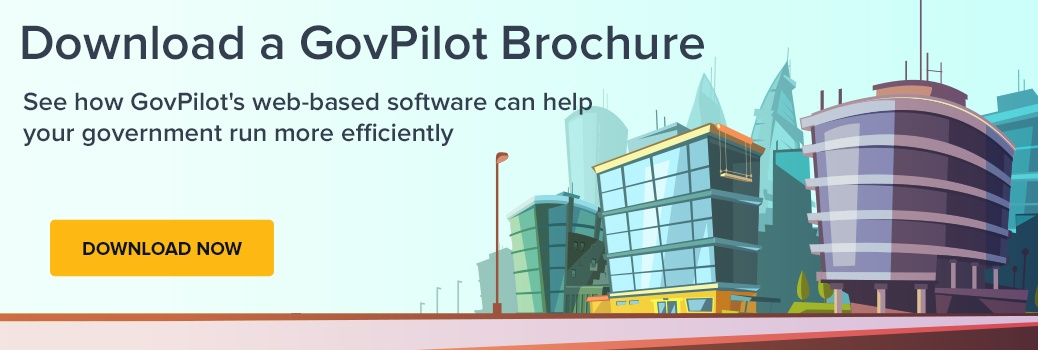 Download GovPilot Brochure