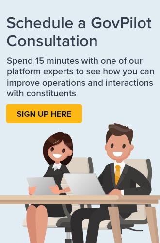 Schedule GovPilot Consultation