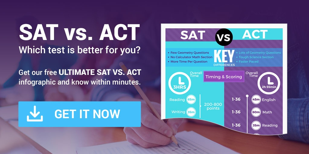 SAT vs. ACT: Which test is better for you?