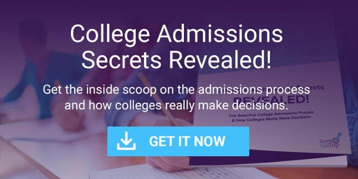 College Admissions Secrets Revealed