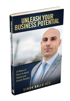Unleash Your Business Potential ebook Offer
