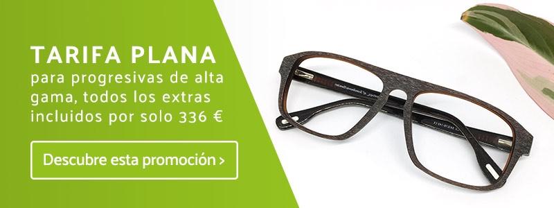 oferta gafas progresivas