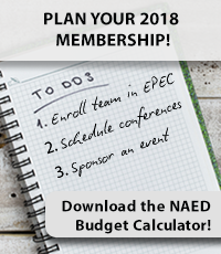 Plan NAED Membership 2018