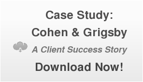 Case Study: Cohen & Grigsby A Client Success Story Download Now!