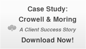 Case Study: Crowell & Moring A Client Success Story Download Now!