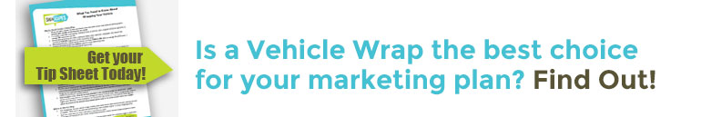 Vehicle Wrap Tip Sheet