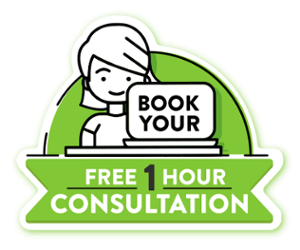 Free 1 hour consultation with Green Story