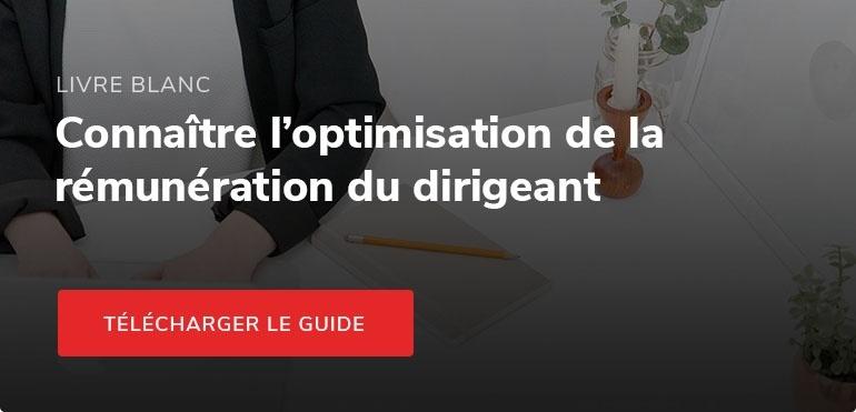 Télécharger  le livre blanc du l'optimisation de la rémunération du dirigeant