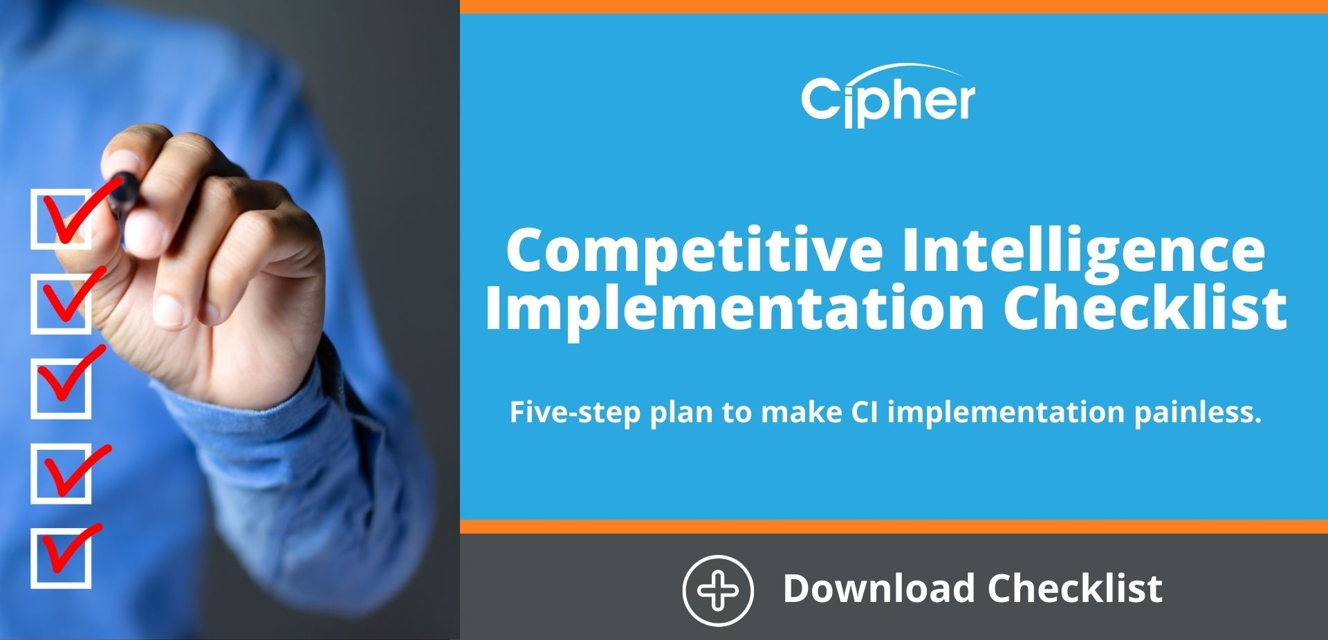 CI Checklist