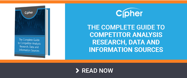 Competitor analysis research guide