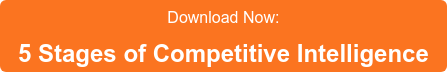 Download Now:   5 Stages of Competitive Intelligence