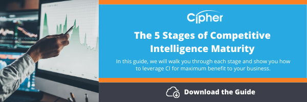 5 stages of intelligence maturity