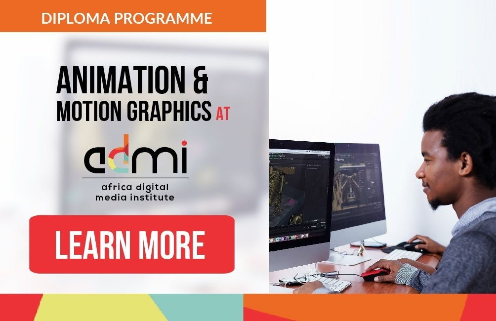 Diploma in Animation & Motion Graphics