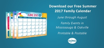 Download our Free Summer Family Calendar