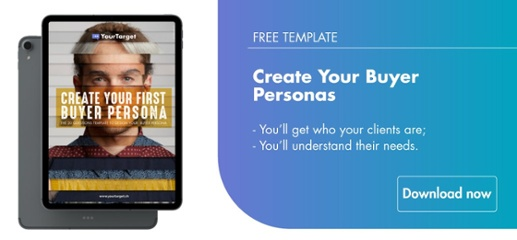 Buyer persona free template