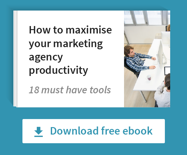 How to maximise your marketing agency productivity