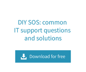 common it support questions and solutions