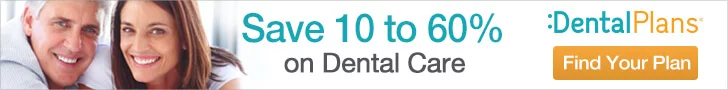 Save 10 to 60% on Dental Care Today