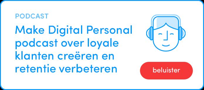 GX software make digital personal podcast over loyale klanten creëren en retentie verbeteren