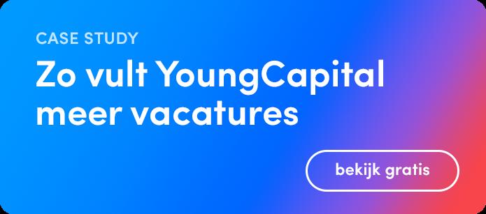 YounCapital vult meer vacatures door personalisatie. Klik en bekijk de gratis case study
