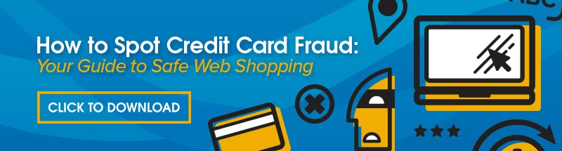 How to Spot Credit Card Fraud | Free Infographic