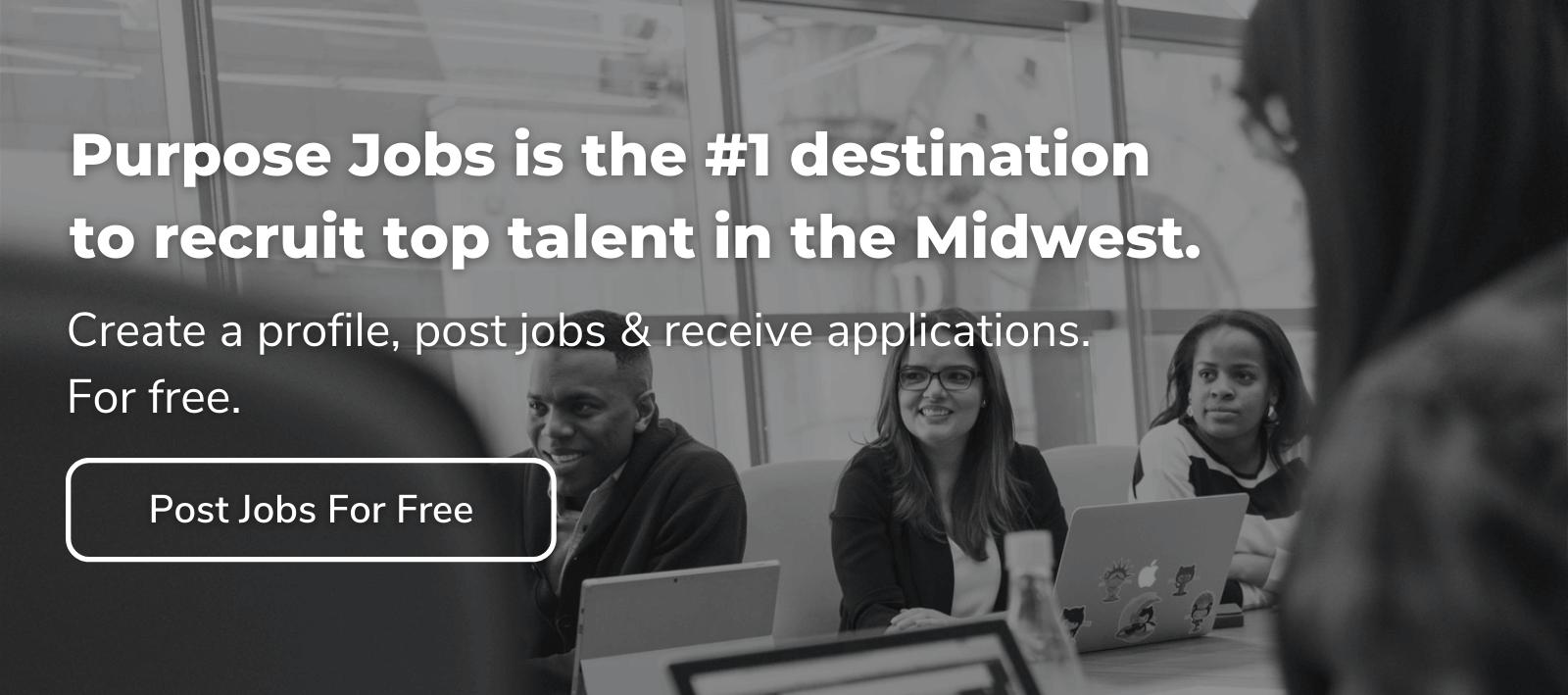purpose jobs talent solutions