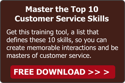 Top 10 Customer Service Skills List