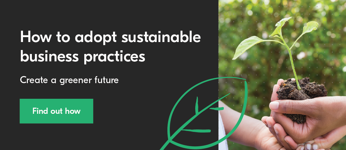 Download free ebook: How to adopt sustainable business practices