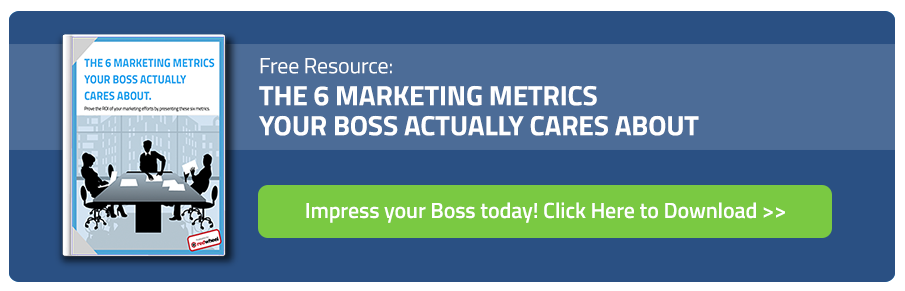 The 6 Marketing Metrics Your Boss Acutally Cares About