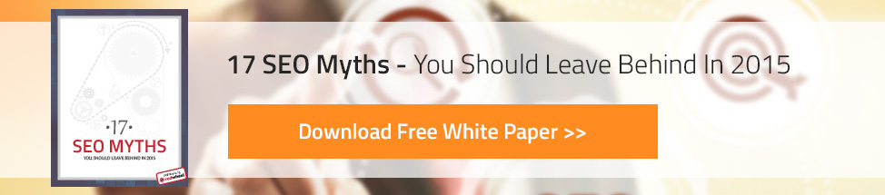 Free White Paper on 17 SEO Myths | Download PDF