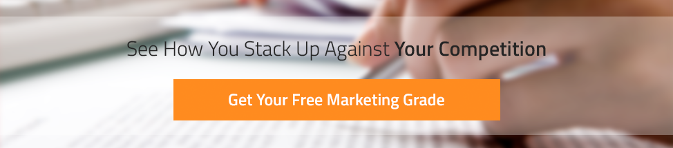 Get Your Free Marketing Grade