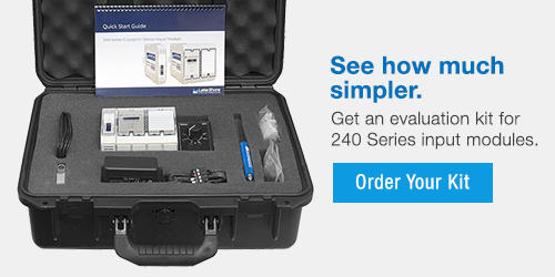 Request a 240 Series demo kit